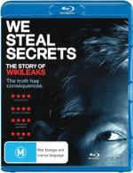 We Steal Secrets : The Story of Wikileaks - Julian Assange