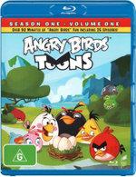 Angry Birds Toons : Season 1 - Volume 1 - Lynne Guaglione
