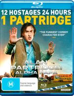 Alan Partridge : Alpha Papa (Blu-ray/UV) - Elizabeth Berrington