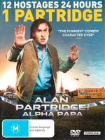 Alan Partridge : Alpha Papa (DVD/UV) - Elizabeth Berrington