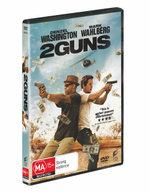 2 Guns (DVD/UV) - Denzel Washington