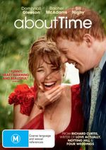 About Time (DVD/UV) - Domhnall Gleeson
