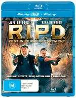 R.I.P.D. (Rest in Peace Department) (3D Blu-ray/Blu-ray/UV) - Jeff Bridges