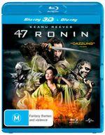 47 Ronin (3D Blu-ray/Blu-ray/UV) - Keanu Reeves