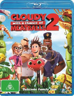 Cloudy With a Chance of Meatballs 2 - Bill Hader