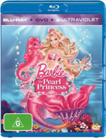 Barbie : In The Pearl Princess (Blu-ray/DVD/UV) (2 Discs)
