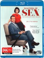 Masters of Sex : Season 1 (4 Discs) - Caitlin FitzGerald