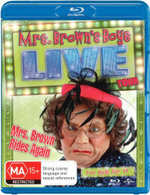 Mrs Brown's Boys Live Tour : Mrs Brown Rides Again - Brendan OCarroll