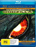 Godzilla (Blu-ray/Blu-ray 4K HD/UV) : (4k/UV) - Harry Shearer