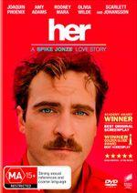 Her (DVD/UV) - Joaquin Phoenix