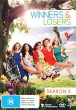 Winners and Losers : Season 3 - Melissa Bergland