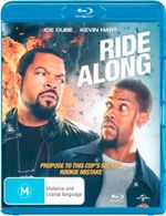 Ride Along (Blu-ray/UV) - Ice Cube