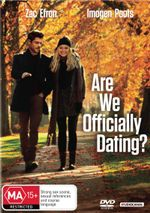 Are We Officially Dating? (DVD/UV) - Zac Efron
