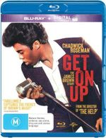 Get On Up : The James Brown Story (Blu-ray/UV) - Nelson Ellis