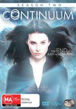 Continuum : Season 2 - Rachel Nichols