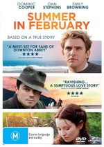Summer In February - Dominic Cooper