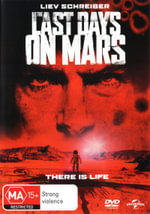 The Last Days on Mars - Romola Garai