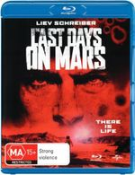 The Last Days on Mars - Goran Kostic