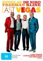Last Vegas (DVD/UV) - Robert De Niro