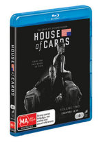 House of Cards : Volume 2 - Chapters 14 - 26 Blu-ray/UV - Kevin Spacey