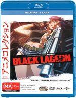 Black Lagoon : Series 1 (Blu-ray/DVD) - Youichi Nishijima