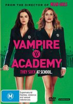 Vampire Academy (DVD/UV) - Zoey Deutch