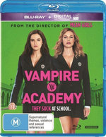 Vampire Academy (Blu-ray/UV) - Zoey Deutch
