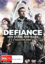 Defiance : Season 1 (5 Discs) - Dewshane Williams