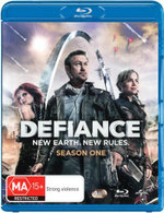 Defiance : Season 1 (4 Discs) - Dewshane Williams