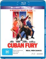 Cuban Fury (Blu-ray/UV) - Nick Frost