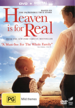 Heaven Is For Real (DVD/UV) - Kelly Reilly