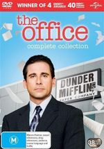 The Office (US) : The Complete Collection (38 Discs) - Steve Carrell