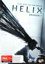 Helix : Season 1 (3 Discs) - Mark Ghanim?