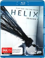 Helix : Season 1 - Mark Ghanim?