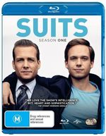 Suits : Season 1 (3 Discs) - Meghan Markle