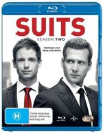 Suits : Season 2 (3 Discs) - Meghan Markle