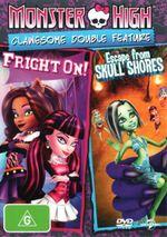 Monster High : Fright On! / Escape from Skull Shores - Ogie Banks