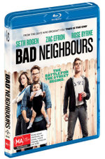 Bad Neighbours (Blu-ray/UV) - Seth Rogen