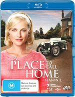 A Place To Call Home : Season 2 (3 Discs) - Arianwen Parkes-Lockwood