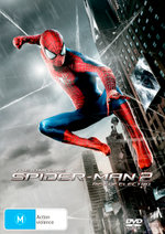 The Amazing Spider-Man 2 : Rise of Electro (DVD/UV) - Emma Stone