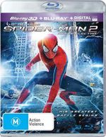 The Amazing Spider-Man 2 : Rise of Electro (3D Blu-ray/Blu-ray/UV) - Dane Dehaan