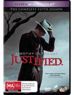 Justified : Season 5 (DVD/UV) - Joelle Carter