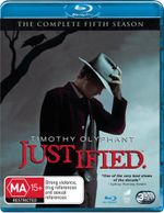 Justified : Season 5 (Blu-ray/UV) - Joelle Carter