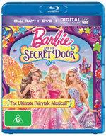 Barbie and the Secret Door (Blu-Ray/DVD/UV) - Chanelle Peloso