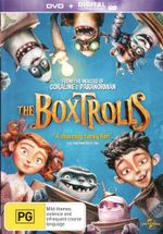The Boxtrolls (DVD/UV) - Nick Frost