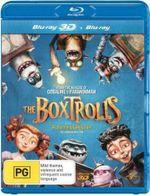 The Boxtrolls (3D Blu-ray/Blu-ray) - Ben Kingsley