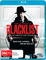 The Blacklist : Season 1 (Blu-ray/UV) - Diego Klattenhoff