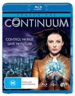 Continuum : Season 1 - Erik Knudsen