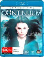 Continuum : Season 2 - Erik Knudsen