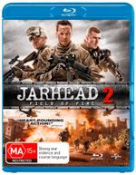 Jarhead 2 : Field of Fire (Blu-ray/UV) - Cole Hauser